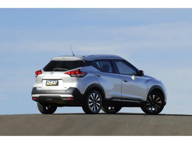 Nissan Kicks SV 1.6 FLEX AUT. 2019