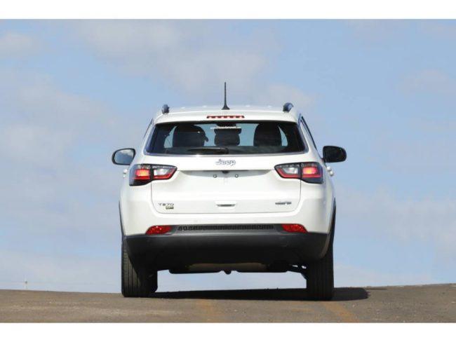 Jeep Compass LONGITUDE 1.3 TURBO FLEX 2022