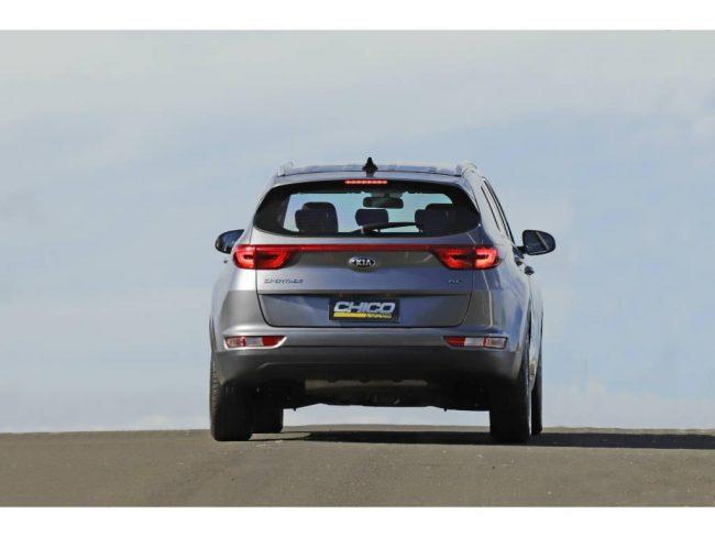 Kia Sportage LX 2.0 FLEX AUT. 2018