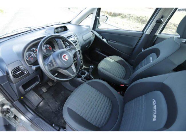 Fiat Idea ADVENTURE 1.8 FLEX 2015