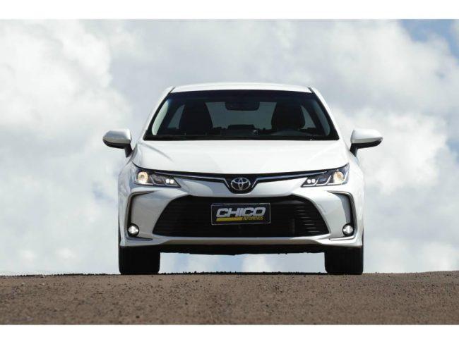 Toyota Corolla XEI 2.0 DIRECT SHIFT FLEX 2020
