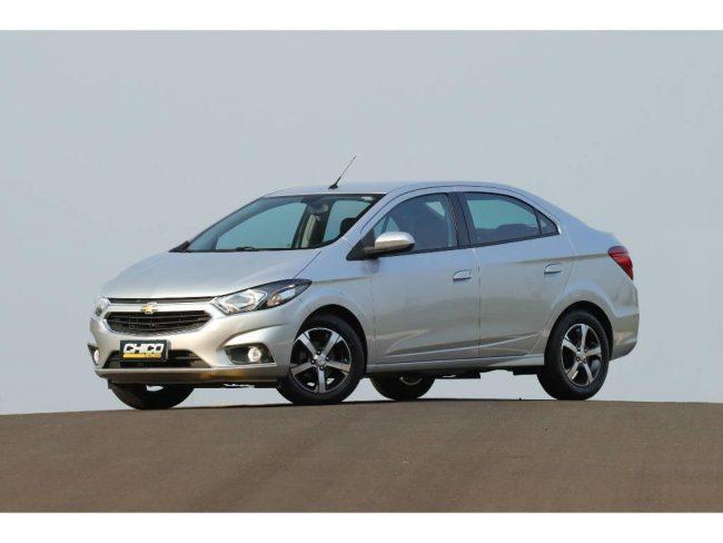 Chevrolet Prisma LTZ 1.4 FLEX 2018