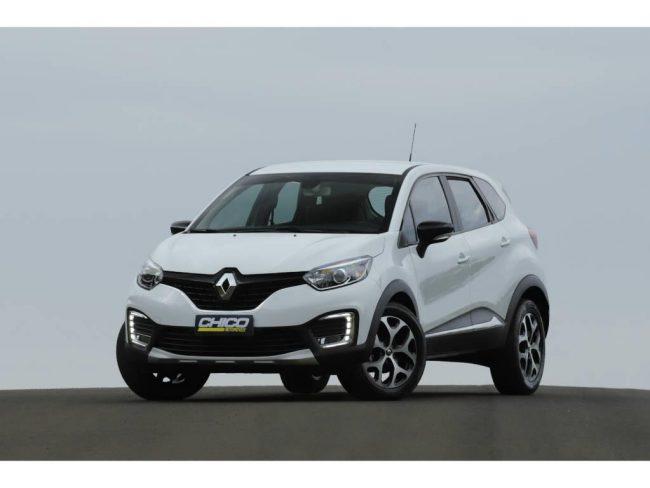 Renault Captur INTENSE 2.0 FLEX AUT. 2018