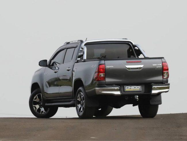 Toyota Hilux CD SRX 2.8 4X4 DIESEL AUT. 2020