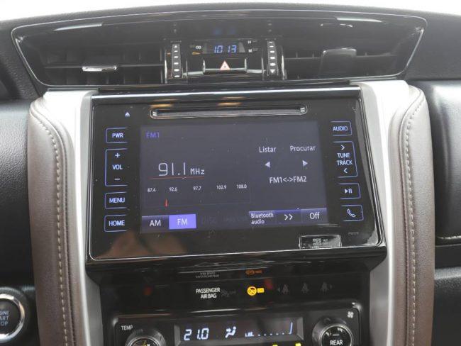 Toyota Hilux SW4 SRV 2.7 FLEX 4X2 AUT - 7 LUGARES 2019