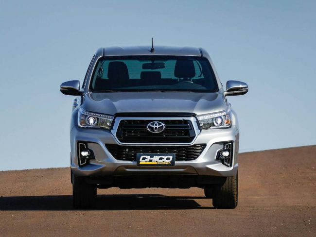 Toyota Hilux CD SRX 2.8 4X4 DIESEL AUT. 2019