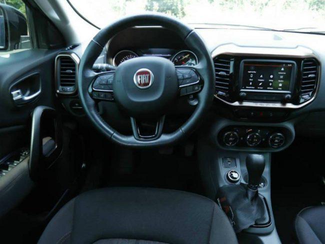 Fiat Toro VOLCANO 2.0 4X4 TB DIESEL AUT. 2021