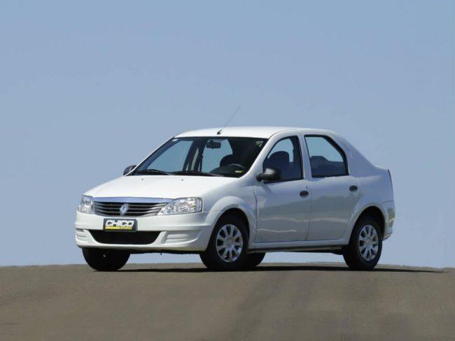 Renault Logan AUTHENTIQUE 1.0 4P FLEX 2011
